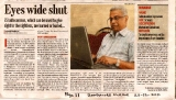 Bangalore Mirror writes about Nayanajyothi